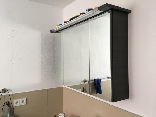 Spiegelschrank fürs Badezimmer in Pforzheim - Bad, Einrichtung und ...