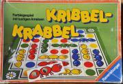 Spiel Kribbel-Krabbel Farblegespiel