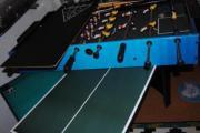 Spiel Multifunktionstisch Billiard,