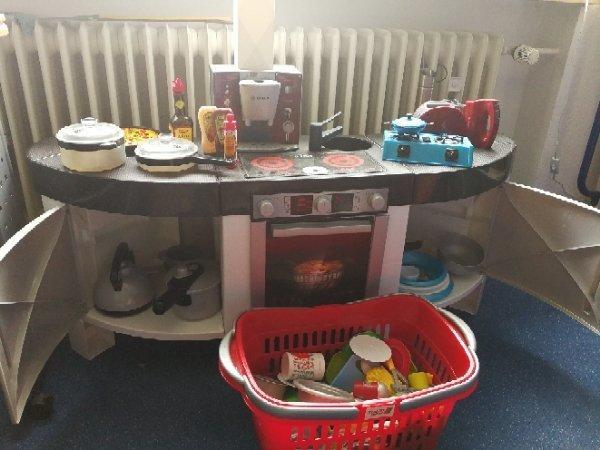 Gebraucht, Spielküche Klein Bosch Gebraucht Kaufen 91738 Pfofeld
