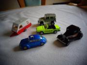 Spielzeugautos 5 Stück