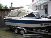 Sportboot inklusive Trailer