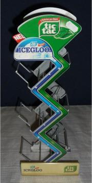Ständer für TicTac Icegloo Metallständer