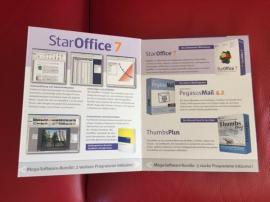 Software: Anwendungen, Tools - Star Office 7 Software Original