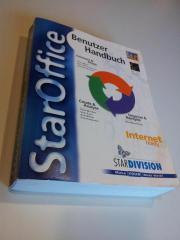 StarOffice 4 0 Benutzerhandbuch antik