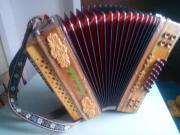 Steirische Harmonika G