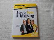 Steuersparerklärung 2013 für