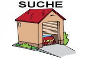 SUCHE: Garage in