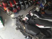 SUCHE motoroller MOPED