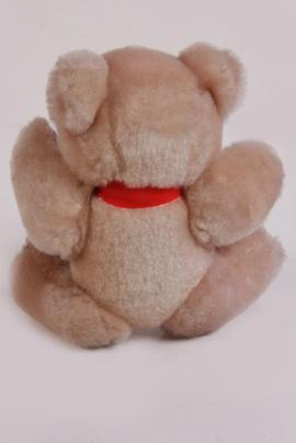 Süßer kleiner weicher beiger Teddybär: Kleinanzeigen aus Berching - Rubrik Sonstiges Kinderspielzeug