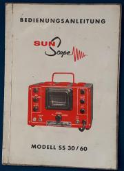 Sun Scope Modell SS 30