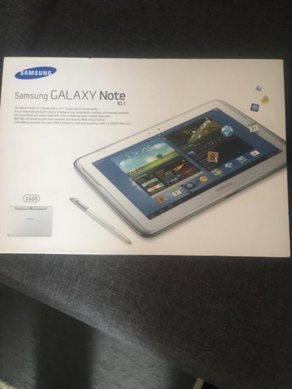Tablet Samsung Galaxy Note 10.1 gebraucht kaufen  67112 Mutterstadt