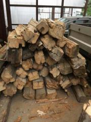 Tauschen Holzbalken gegen