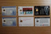 Telefonkarten Sammler