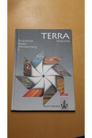 Terra Erdkunde Buch ,