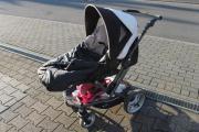 Teutonia Kinderwagen ( Quadro,