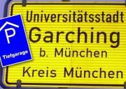 Tiefgaragenstellplatz Garching/ kein
