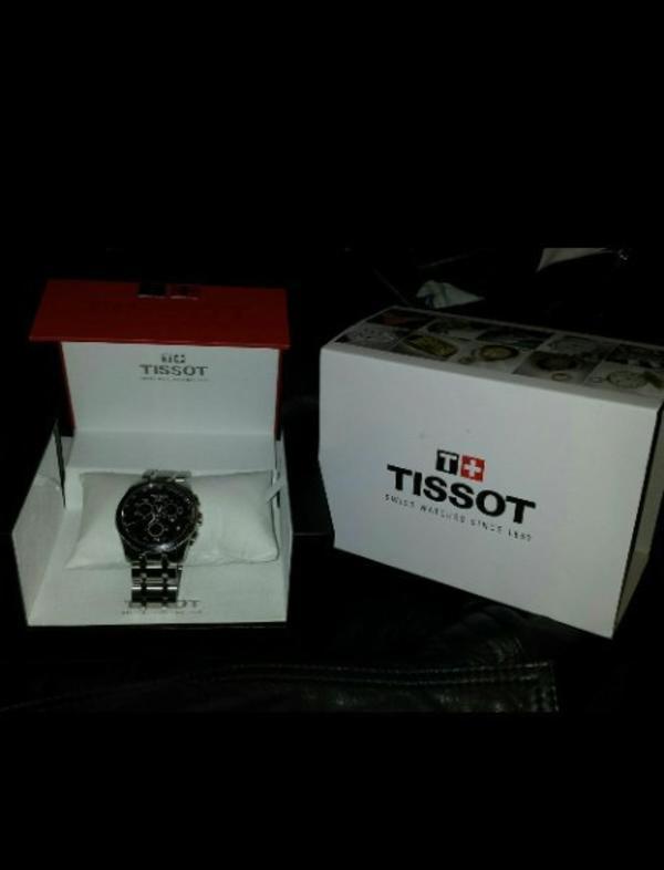 Tissot Couturier Chrono » Uhren