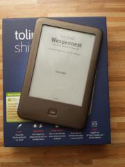Tolino Shine E-Reader Bücher ebooks gebraucht kaufen  Berlin Marzahn