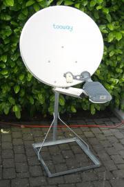 Tooway Satellitenanlage - DSL,