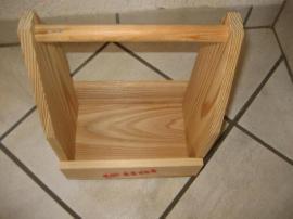 Holz - Tragekasten Spielzeugkasten Kiste aus Holz