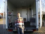 Transporte Kleinumzüge Möbel kurzfristig 0179