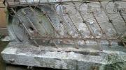 Treppengeländer antik