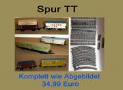 TT Kontingent Güterwagen +