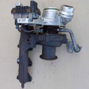 Turboladereinheit BMW E90