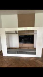 TV - Wand/ Wohnwand