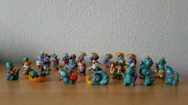 Ü-Eier Figuren » Spielzeug, Überraschungseier- Figuren