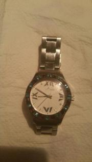 Uhr Silber