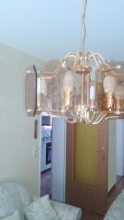 Uhren und Lampen für Wohnzimmer