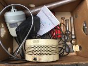 Uhrmachernachlass,Werkzeuge,Waage