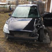 Unfall Auto Ford