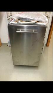 Unterbau Spülmaschine zu
