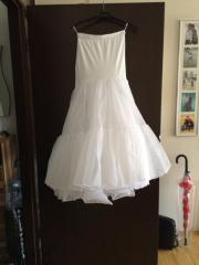 Unterrock hochzeitskleid lilly