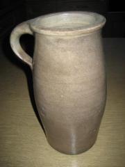 Uralter antiquarischer Weinkrug Krug für