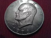 USA - One Dollar Eisenhower - 1973 -