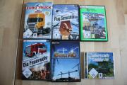 Verkaufe 9 Simulatoren für PC -
