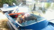 Verkaufe Motorboot mit