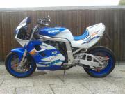 Verkaufe Suzuki GSX-