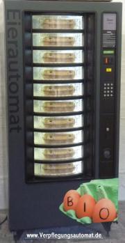 Verkaufsautomat - Eierautomat - Spezial