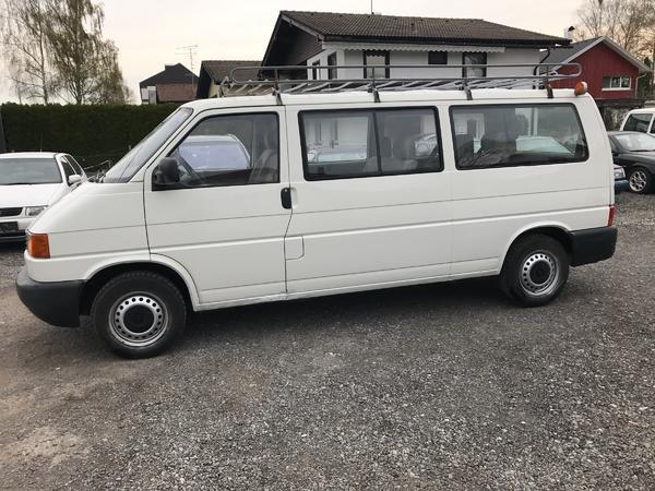 volkswagen t4 2 5 tdi lang 9sitz in hard vw bus. Black Bedroom Furniture Sets. Home Design Ideas