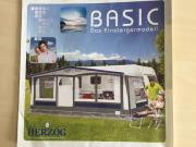Vorzelt Herzog Basic (