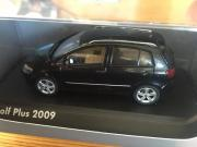 VW Golf 5 Plus schwarz