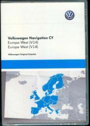 VW Navi-DVD