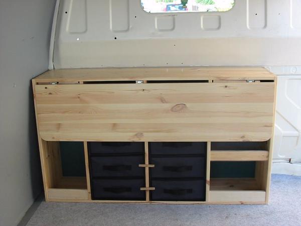 vw t4 wohnmobilausstattung in speyer zubeh r und teile. Black Bedroom Furniture Sets. Home Design Ideas