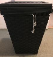 waeschekorb ikea haushalt m bel gebraucht und neu kaufen. Black Bedroom Furniture Sets. Home Design Ideas