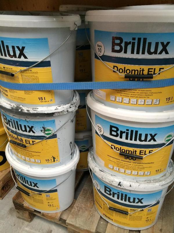 Wandfarbe Brillux Dolomit ELF 900 in Waiblingen - Farben, Lacke, Tapeten kaufen und verkaufen ...